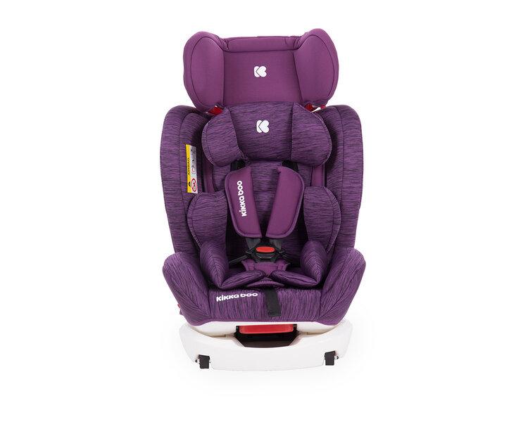 Turvatool Kikkaboo 4 Fix 0-36 kg, Purple tagasiside