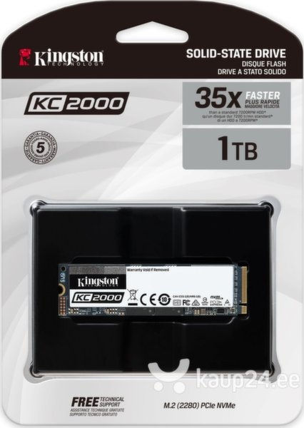 Kingston SKC2000M8/1000G Internetist