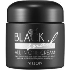 Multifunktsionaalne näokreem koos musta teo filtraadiga Mizon Black Snail All In One 75 ml