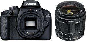 Canon EOS 4000D 18-55 IS II