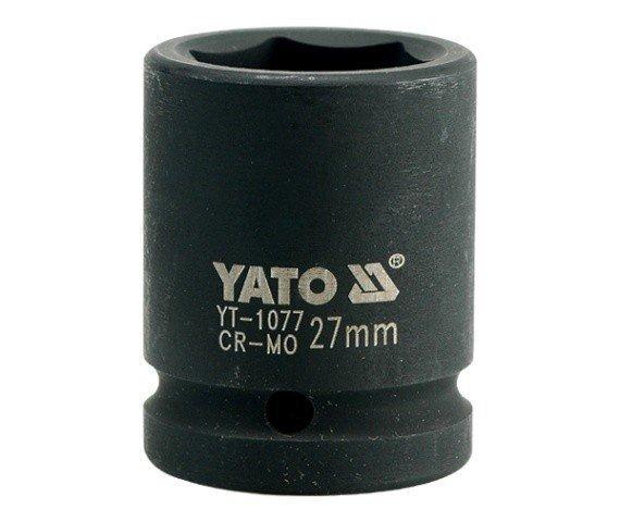 """Padrun kuusnurkne Yato 3/4"""" 27mm (YT-1077)"""