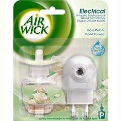 Eelektriline õhuvärskendaja AirWick White Flowers hind ja info | Eelektriline õhuvärskendaja AirWick White Flowers | kaup24.ee