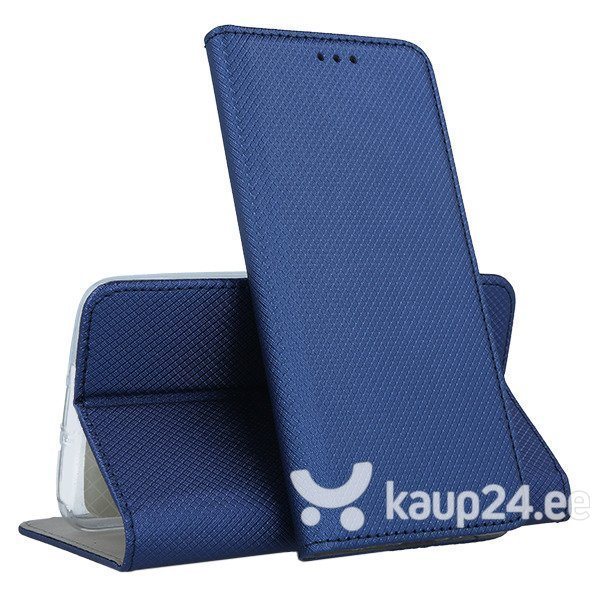Mocco Smart Magnet Book Case For Xiaomi Redmi 7A Blue tagasiside