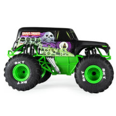 Внедорожник Monster Jam Grave Digger 1:15 6045003