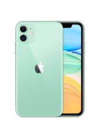 Apple iPhone 11, 128GB, Roheline