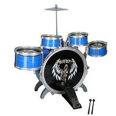 Laste trummid Eddy Toys Drum Set 30 cm
