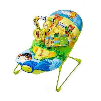 Кресло-качалка KinderKraft Animals