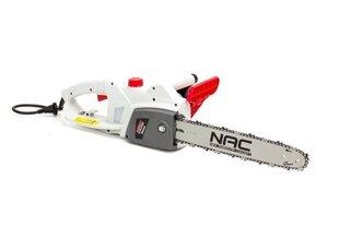 Электрическая цепная пила NAC 1800Вт цена и информация | Цепные пилы | kaup24.ee
