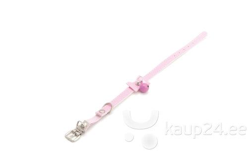 Comfy kaelarihm Vivian, 31x1,1 cm, roosa