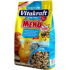 Vitakraft Menu Vital Honey toit kanaarilindudele, 500 g