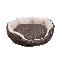Comfy pesa Pati, erinevad suurused, pruun-kreem