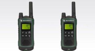 Raadiosaatjad Motorola T81 Hunter DuoPack