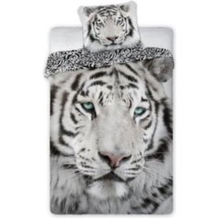 Laste voodipesukomplekt Tiger, 2-osaline