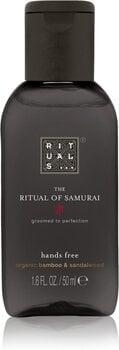 Puhastav kätegeel Rituals Samurai Hands Free 50 ml