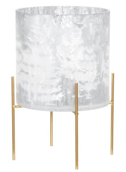 Küünlajalg 4LIVING Hurricane Haze, 32 cm