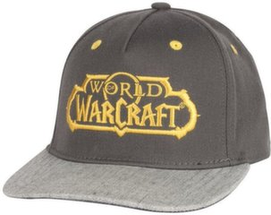 Stretch Fit Cap: World of Warcraft - Glory, Pruun/Hall Suurus L hind ja info | Stretch Fit Cap: World of Warcraft - Glory, Pruun/Hall Suurus L | kaup24.ee