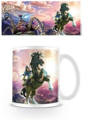 Legend of Zelda: Breath of the Wild - Guardian Chase Mug, 320ml