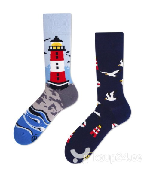 Sokid unisex Nordic Lighthouse by Many Mornings