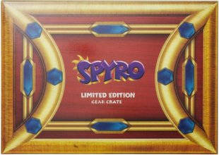 Spyro Limited Edition Gear Crate hind ja info | Spyro Limited Edition Gear Crate | kaup24.ee