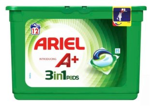 ARIEL pesukapslid A+ 3in1 Pods, 12 pesukorda