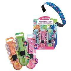 Лента для поддержки волос - резинка для волос Martinelia Multiband для девочек