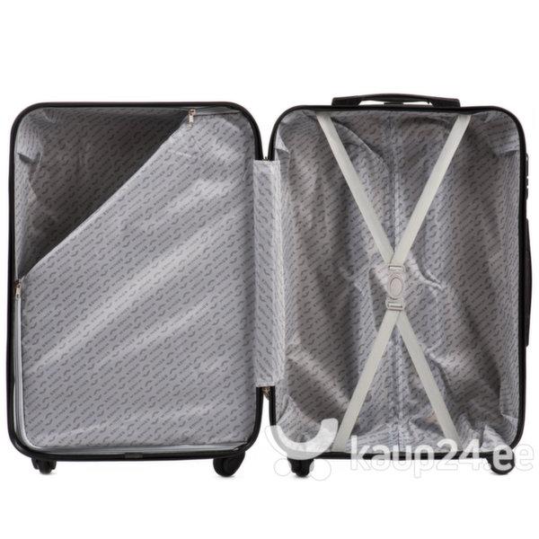Большой чемодан Wings AT01, оранжевый цена