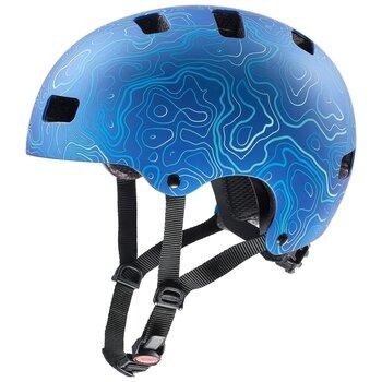 Laste jalgrattakiiver Uvex Kid 3, sinine