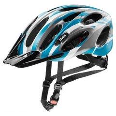 Jalgrattakiiver Uvex Magnum, sinine/hõbedane