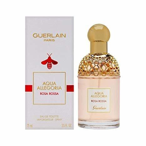 Tualettvesi Guerlain Aqua Allegoria Rosa Rossa EDT naistele 75 ml