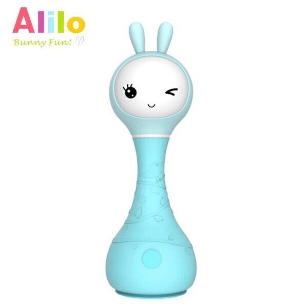 Interaktiivne jänes Alilo Smart Bunny (eesti keeles), Sinine