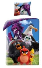 Laste voodipesukomplekt Angry Birds 2, 2-osaline