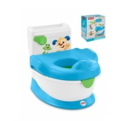 Pissipott koos meloodiaga Fisher Price Laugh & Learn Puppy hind ja info | Pissipotid | kaup24.ee