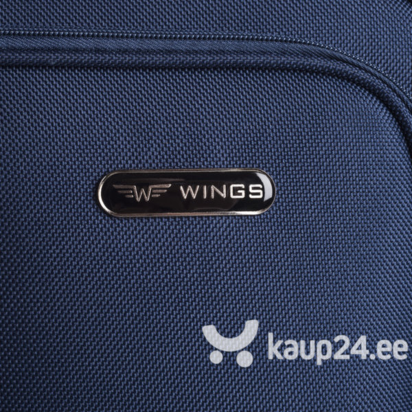Väike kohver Wings S 206-2, punane soodsam