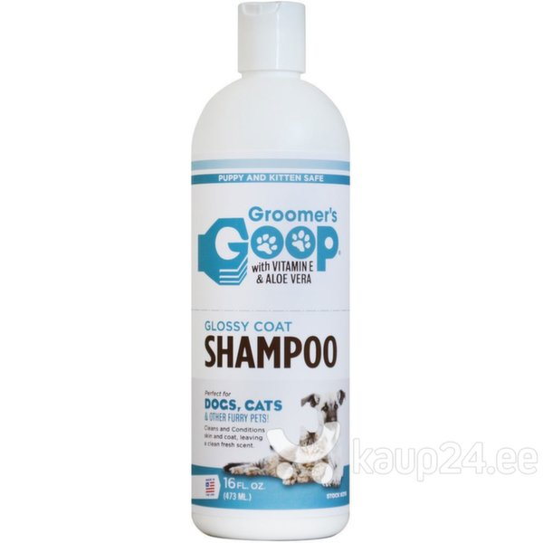 Groomer`s Goop Glossy Coat Pet šampoon 1000 ml