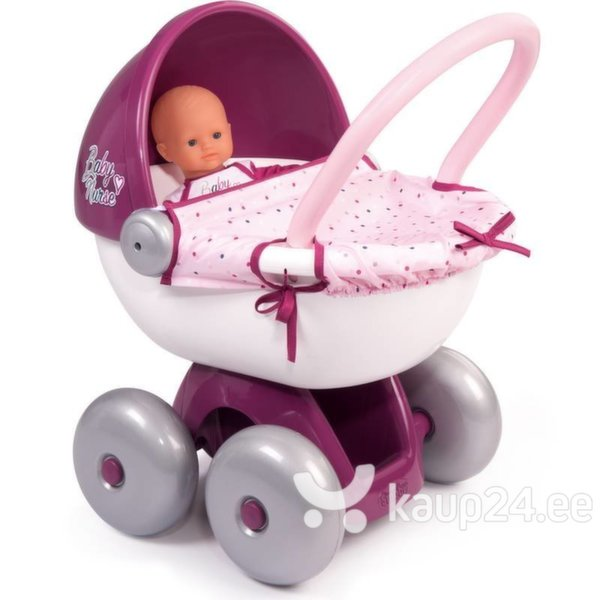 Nukuvanker Smoby Baby Nurse, 220348