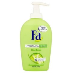 Vedelseep FA Hygiene & Fresh Lime 250 ml