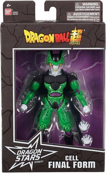 Фигурка с аксессуарами Dragon Ball Dragon Stars Cell Final Form, 36185, 16 см