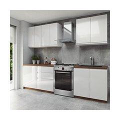 Köögimööbli komplekt Aspen, valge