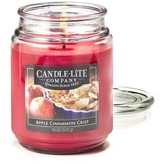 Lõhnaküünal Candle-lite Everyday Apple Cinnamon Crisp