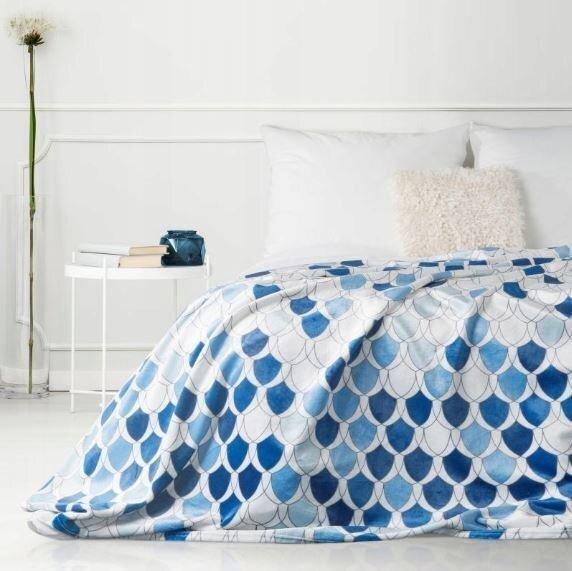 Pleed-voodikate Kloe, 150x200 cm tagasiside