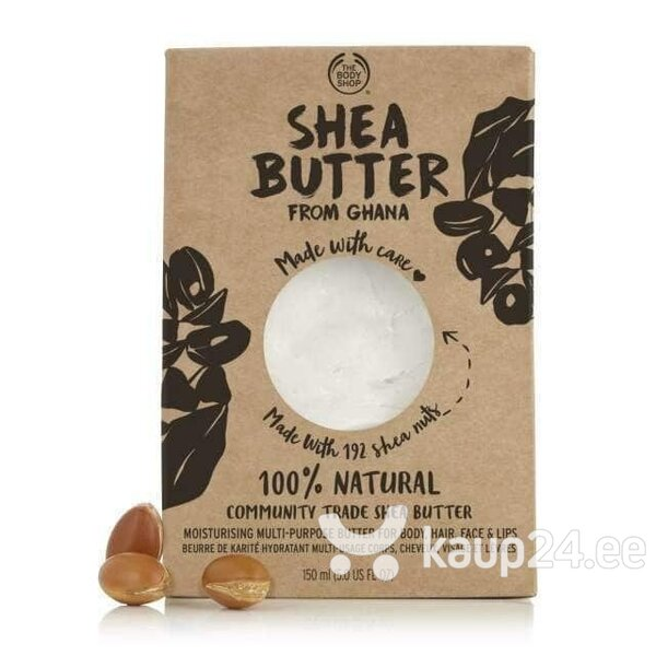 Масло для тела с экстрактом масла ши The Body Shop Shea Butter 150 мл отзыв