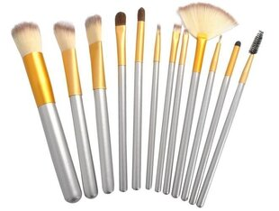 Meigipintslid Jenifer Brush, 8576, 12 tk