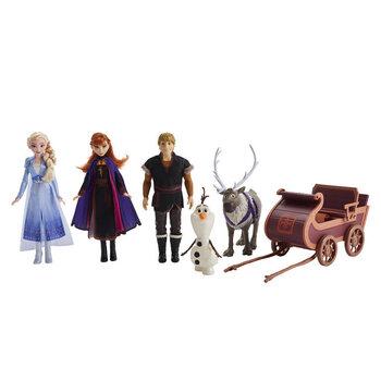 Набор кукол и фигурок с санями Hasbro Замороженные 2 (Frozen 2)