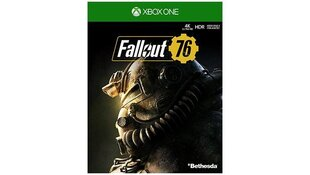 Videomäng Fallout 76, Microsoft Xbox One
