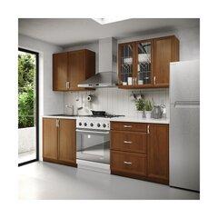 Köögimööbli komplekt Sycylia, pruun