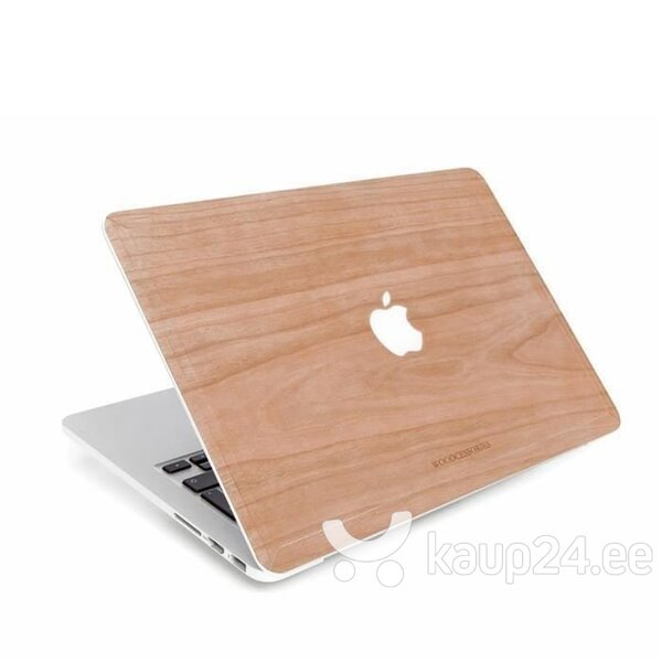 Sülearvuti ümbris Woodcessories EcoSkin Apple Pro 13 / Pro 13 (2016) Cherry eco162