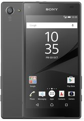 Mobiiltelefon Sony Xperia Z5 Compact, must