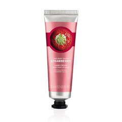 Kätekreem The Body Shop Strawberry 30 ml