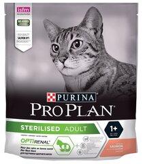 Kuivtoit steriliseeritud kassidele Pro Plan Sterilised Cat Salmon 400g hind ja info | Kuivtoit kassidele | kaup24.ee
