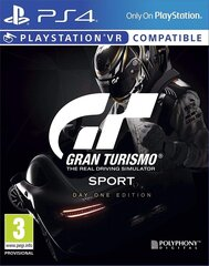 Gran Turismo: Sport Day One Edition,PS4